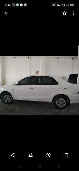 Toyota etios platinum G/ petrol
