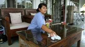 Dicari Pembantu Rumah Tangga (PRT) Menginap