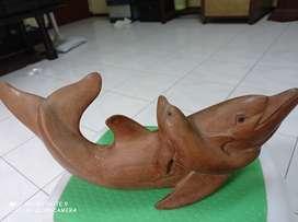 Patung Dolphine Bali