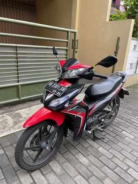 Honda Blade fi 2015