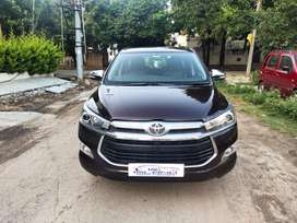 Toyota INNOVA CRYSTA 2.4 ZX Manual, 2016, Diesel
