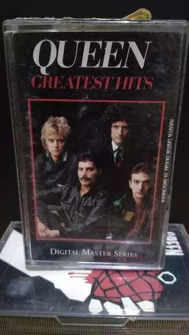 Kaset Queen Greatest Hits