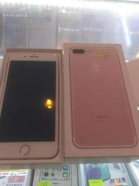 Iphone 7plus 32gb rosegold