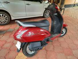 2017 activa, single owner, 53000 rs fixed rate,place areekode