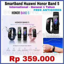 Smartwatch Smartband HUAWEI HONOR MAGIC WATCH/ HONOR BAND Garansi 1 Th