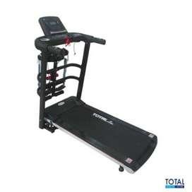 Gratis Ongkir dan Pasang Alat Fitness Treadmill TL-607