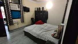 2 , BHK flat for fully furnished rent in vasundhara sec-10,