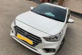 Hyundai Verna 2018 Diesel Good Condition sunroof,moonroof