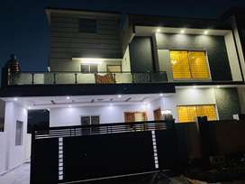 Brand new 12 marla house for sale in media town