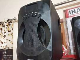 Philips speakers with amplifier