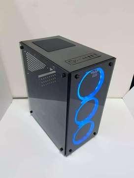 Armaggeddon Infineon 1000Plus Casing PC Gaming BARU