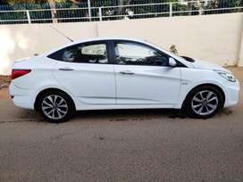Hyundai Verna Fluidic 1.6 CRDi SX Opt Automatic, 2015, Diesel