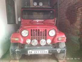 Thar CRD four wheel