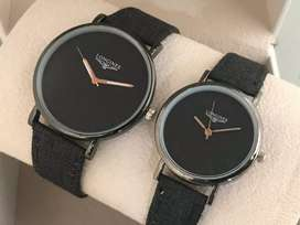 Longines pair watch 4 colour only rs 1250 pair limited quantity