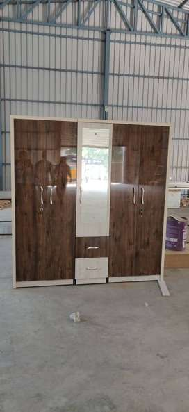 Brand new 5 door wardrobe with mirror direct from factory by dealer
