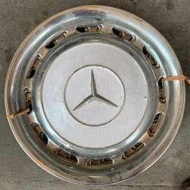 READY Dop original Mercedes Mercy ring 15