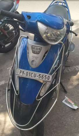 TVS Scooty Well Maintained