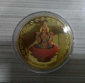24 CT gold coin