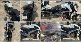 Bajaj Dominar  1900 km driven only new bike