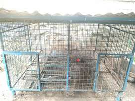 Dog cage fore sale