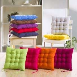 Chair Cushions by Baggy Beans