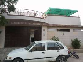 Ground plus one bunglow for sale in Gulshan e Maymar