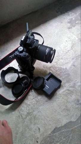 Kamera Canon kiss x7i