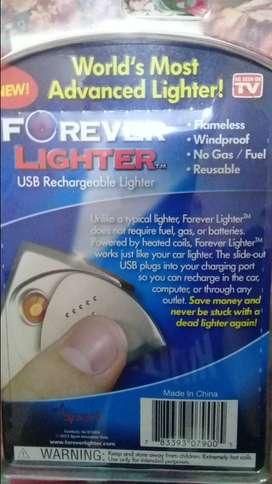 Forever Lighter/pack of five (5) lighters