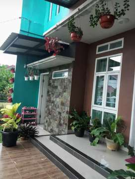 Jual Rumah Cantik, Terawat dan Nyaman di Medan Johor
