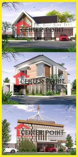 Desain Gambar Arsitek RAB IMB Kontraktor Rumah di Subulussalam