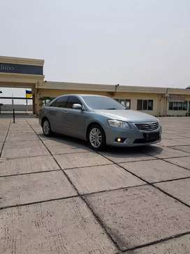 Toyota Camry 2.4 V AT 2012 Silver Facelift Record WTC5 Focus  Motor