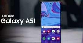 Samsung A51 Ram 6/128Gb New Garansi Resmi