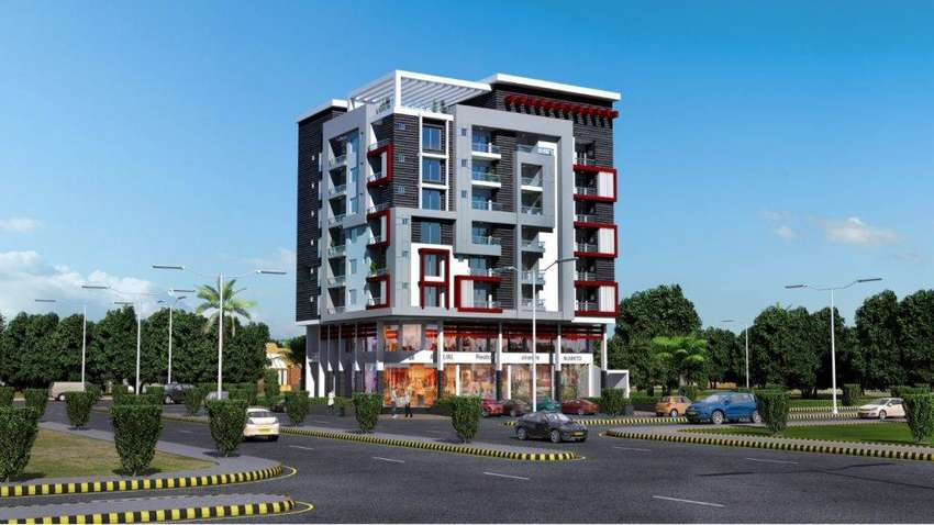 900 sqft Apartment available for Sale in Maymar 0