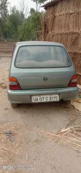 Maruti Suzuki 800 2002 Petrol 50000 Km Driven