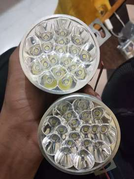 lights for motorbike and activa