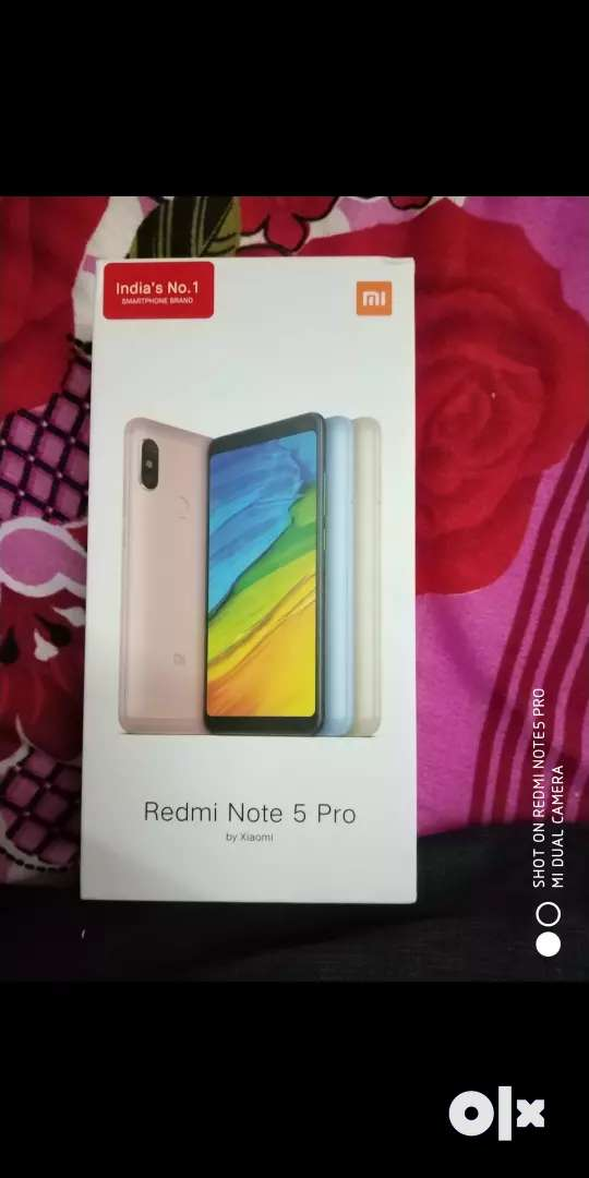 Newly bought redmi note 5 pro (+6months) 0