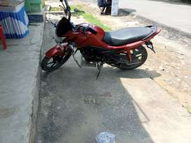 Honda livo  bike 110cc for urgent sale