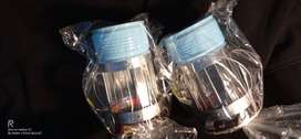 Lampu minyak goreng mini tradisional Indonesia