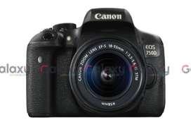 Kredit Canon EOS 750D