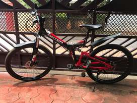BRAND NEW IMPORTED FOLDABLE CYCLE URGENT SALE