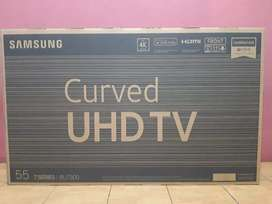 samsung smart tv curve 4K 55RU7300