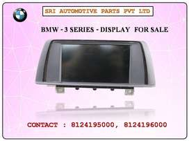 BMW 3 SERIES DISPLAY AVAILABLE FOR SALE: