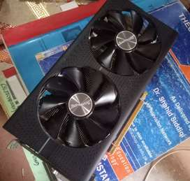 Graphic card Redeon Rx580 8gb
