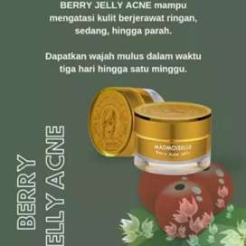 BERRY JELLY ACNE MADMOISELLE SKINCARE