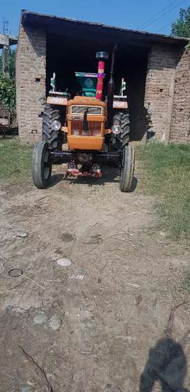 fiat 480 2012 punjab registered only tractor