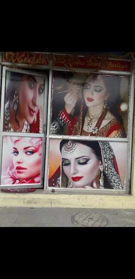 Sri vedha ladies beauty parlour for sale
