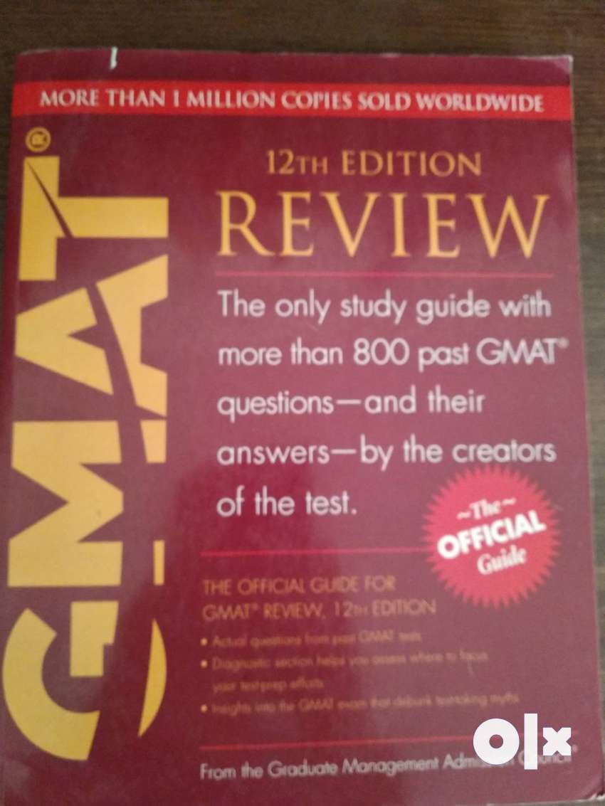 New GMAT books are for sell. 0