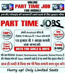 Work From Home Online Job