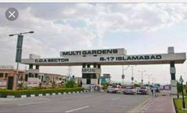 Ground floor with business space for sale in FMC Islamabad Pakistan