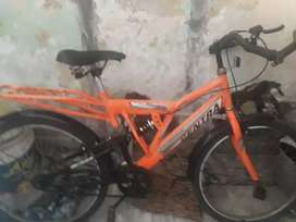 Magma shoker cycle very good in condition